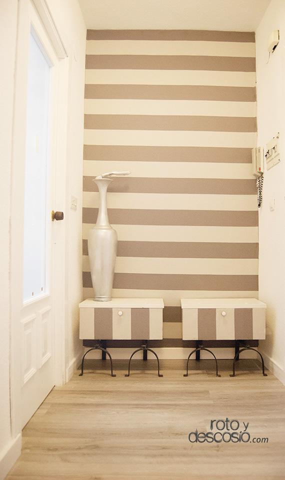 Decorar un pasillo - Como decorar un pasillo estrecho y oscuro ...