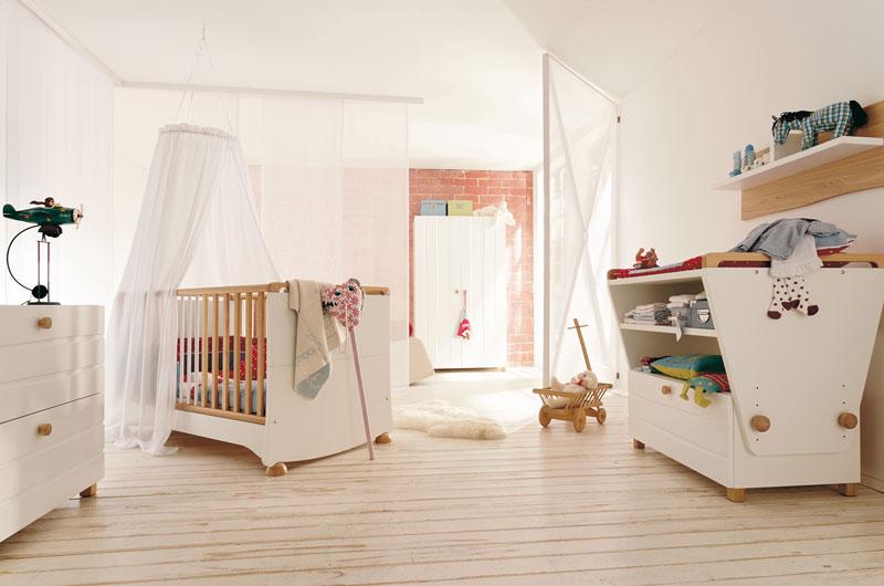 Habitaciones infantiles. Dormitorio infantil moderno